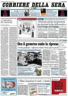 Il Corriere della Sera (06-08-13) Italian | True PDF | 44 pages | 17,09 Mb