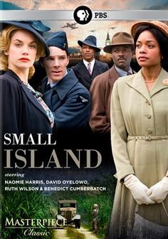 "Adapted from Andrea Levy's best-selling, award-winning novel, ""Small Island"" tells the moving saga of two couples - one Jamaican, one English - whose lives intertwine in both friendship and tragic misunderstanding in post-World-War-II Britain. Naomie Harris (Pirates of the Caribbean) and David Oyelowo (The Last King of Scotland) star as the Jamaican immigrants, with Ruth Wilson (""Jane Eyre"") and Benedict Cumberbatch (""The Last Enemy"") as their English landlor..."