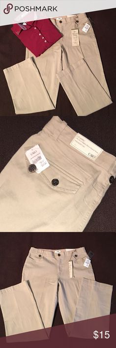 Brand new straight leg khaki Cato straight leg khaki pants. Brand new with tags. With a stretch band waist for extra comfort. Open to offers, or bundle 2 or more items for a discount 😉 Cato Pants Straight Leg