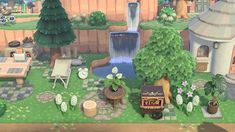 Crafty Games, Happy Home Designer, Pretty Animals, Small Lake, Animal Crossing Game, New Environment, Island Design, New Leaf, My Animal