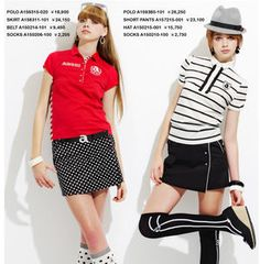 【人気急上昇】センスのいいゴルフファッションブランドまとめ - NAVER まとめ