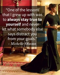 Happy 50th Birthday Michelle Obama! We're winding down our Friday with our favorite FLOTUS quotes! #inspiration #quotes #obama
