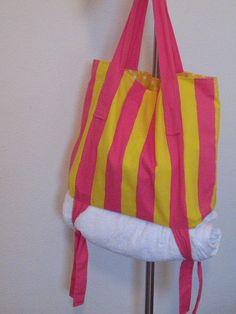 Beach bag idea