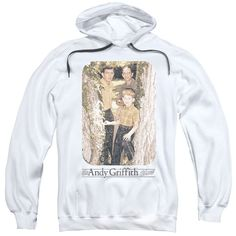 Andy Griffith - Tree Photo Adult Pull-Over Hoodie
