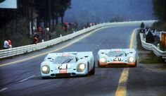 Rodriguez and Siffert, 917s, Spa