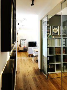 RSDS Architects - Singapore interior design renovation - apartment study