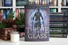 Definitely Reading in 2017. #lilbookishjanuary --- Since I managed to tackle the whole Harry Potter series last year this year I'm going to try to read all the books in the Throne of Glass series by Sarah J. Maas!! --- One of my goals for 2017 is to read more of the books I already own and I have ALL the TOG books that are out so far so I'm really hoping I can work them into my TBR.  --- What book(s) are you DEFINITELY reading in 2017?? --- #bookphotochallenge #throneofglass #sarahjmaas…