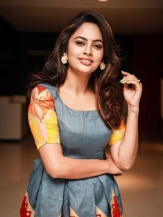 Nandita Swetha is an Indian film actress, who predominantly appears in Tamil & Telugu films. Tamil Actress Photos, Indian Film Actress, Desi Models, Punjabi Dress, Indian Look, South Actress, Beauty Full Girl, India Beauty, Indian Girls