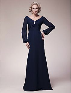 Mom of the Bride - Like the neckline and fitted shape. May be too formal. USD $ 98.99