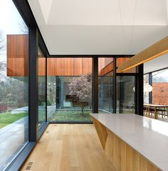 Gallery of House on Ancaster Creek / Williamson Williamson - 13
