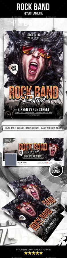 Pat Benatar 1982 Band Flyers Pinterest - band flyer template