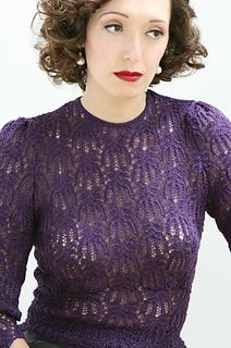 Ravelry: Lady's Evening Jumper pattern by Susan Crawford