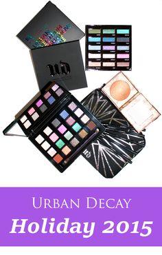 Urban Decay Holiday 2015