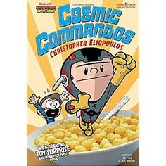 Buy Cosmic Commandos by Christopher Eliopoulos at Mighty Ape NZ. In this graphic novel adventure for readers of Hilo and Roller Girl, a pair of twin brothers accidentally bring their favorite video game to life-and . Franklin Richards, Wimpy Kid, Reading Stories, Twin Brothers, 12 Year Old, Funny Stories, Used Books, Children's Books, Book Format