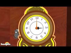 Nursery Rhymes and Lullabies (playlist) Hickory Dickory Dock Preschool At Home, Preschool Themes, Craft Activities, Baby Songs, Kids Songs, Nursery Ryhmes, Rhymes For Babies, Early Years Maths, Hickory Dickory Dock