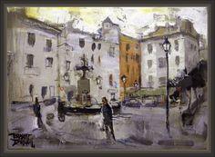 segorbe-castellon-plaza-ayuntamiento-pintura-cuadros-paisajes-pintor-ernest-descals.jpg (600×440)
