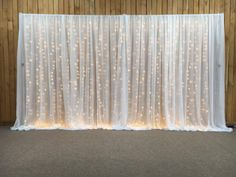 Our ***New*** #fairylight backdrop setting the scene Chafford Park. Message us for hire details