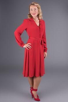 Look Book   1940s Dresses & Vintage Clothing