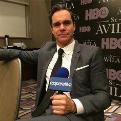 """El actor Tony Dalton habló con Cooperativa sobre el estreno de la tercera temporada de """"Sr. Ávila"""" la serie de HBO que trata sobre un asesino a sueldo con una doble vida. Pronto los detalles en Cooperativa.cl"""