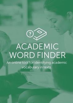 Is LET an academic word or not?