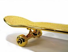 Most Expensive Skateboard In The World. Created by a New York designer Matthew Willet, this unique skateboard cost $15,000. Only 6 have been made.