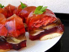 """W Mojej Kuchni Lubię.. : galaretkowy deser """"pychotka""""..."""