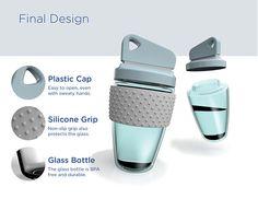 Carabiner Bottle on Behance