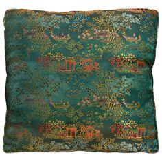 Silk Pillow (#20)