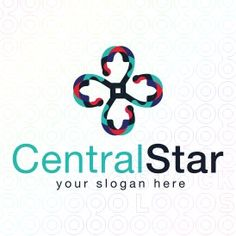 Exclusive Customizable Logo For Sale: Central Star | StockLogos.com