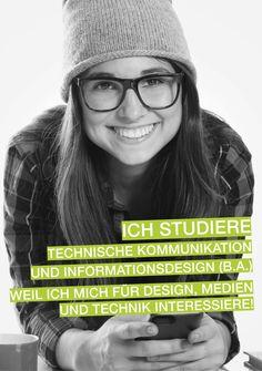FREIE STUDIENPLÄTZE - Start Sommersemester 2016: Technische Kommunikation und Informationsdesign B.A. JETZT BEWERBEN: http://www.hfk-bw.de/stuttgart/studium/technische-kommunikation-und-informationsdesign/