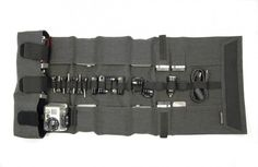 Rollpro III   GoPro Organizer Carrying Case