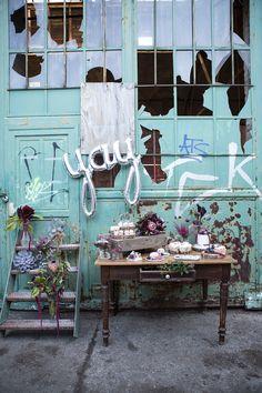 #sweettable Inspirationen für eure Dekoration vom Geschenketisch bis zum Sweet Table | Hochzeitsblog The Little Wedding Corner
