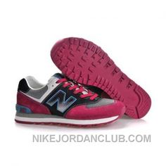 http://www.nikejordanclub.com/new-balance-574-mens-black-grey-red-for-sale.html NEW BALANCE 574 MENS BLACK GREY RED FOR SALE Only $85.00 , Free Shipping!