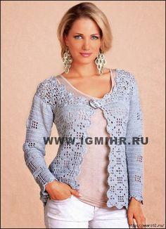 Veronica crochet y tricot...: