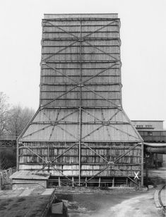 Archive :: The Work of Bernd and Hilla Becher