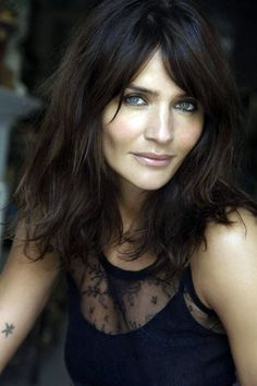#Helena Christensen // Alt for damerne Denmark November 2009