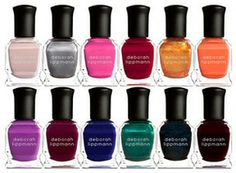 Deborah Lippmann Limited Edition Big Bang Nail Lacquer Set