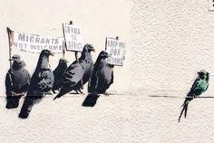 Banksy ha muerto: el adiós del artista que revolucionó el arte callejero