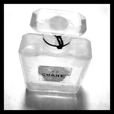 chanel - working on a christmas gift