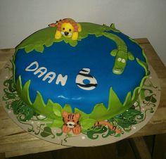 Mam, ik wil graag een jungle-taart...
