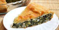 Spinach Pie | Inspired Dreamer