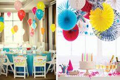 A+Deco: Inspiracion exterior: Party Decor