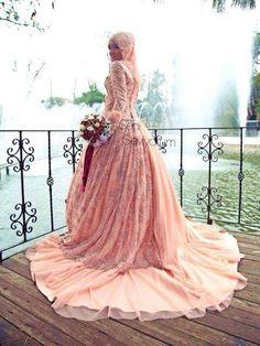 Beautiful Bride #PerfectMuslimWedding.com