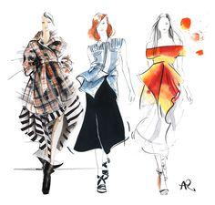 Kết quả hình ảnh cho fashion illustration
