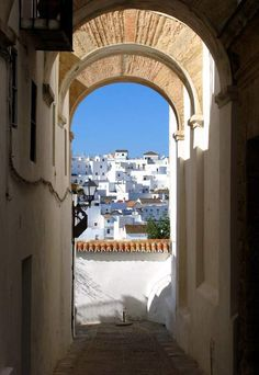 Spain, Andalusia - been there. ~ETS