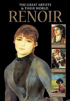 "Renoir 759.4 REN SPE Featuring fine art reproductions and ""Movements in Art"" fact boxes, this beautiful title offers students a smart introduction to Renoir and his contributions to impressionism and the world of Art. Full color plates, primary sources offer imaginative and visual insight into his times, his life and his work. Strong reportworthy content."
