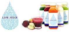 Juice Up: The 10 Best Juice Cleanses You Can Buy Online via Brit + Co.