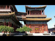 Lama Temple (Yonghe temple) - Beijing China - YouTube