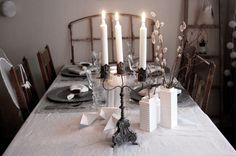 Soon to be served. Table Settings, Candles, Table Decorations, Home, Ad Home, Place Settings, Candy, Homes, Candle Sticks