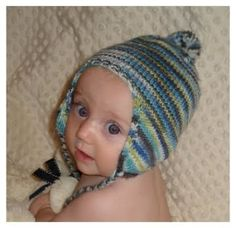 Mybootee Babee Chullo (Earflap Hat) Click HERE for a printable version Traducido por Nerea martínez ( Juntitos) Required Materials: ...